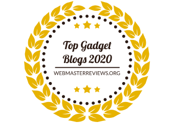 Banners for Top Gadget Blogs 2020