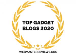 Top Gadget Blogs 2020   banner