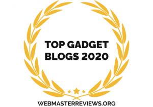 Top Gadget Blogs 2020 | banner