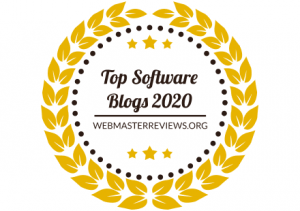 Top Software Blogs 2020 | banner