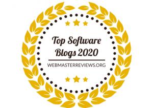 Top Software Blogs 2020   banner