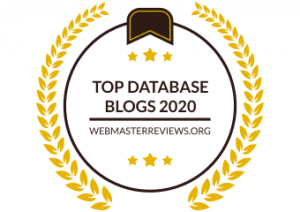 Top Database Blogs 2020 | banner