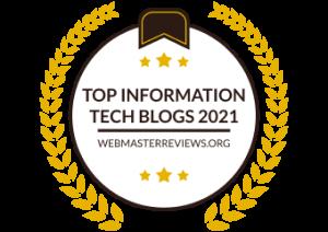 Top Information Tech Blogs 2021