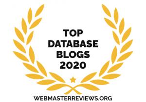 Top Database Blogs 2020   banner