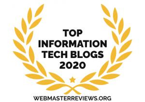 Top Information Tech Blogs 2020   banner