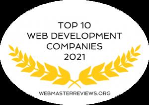 Top 10 Web Development Companies 2021 | Banner 440 x 310