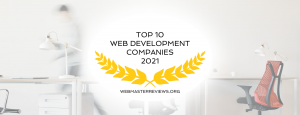Top 10 Web Development Companies 2021   Header