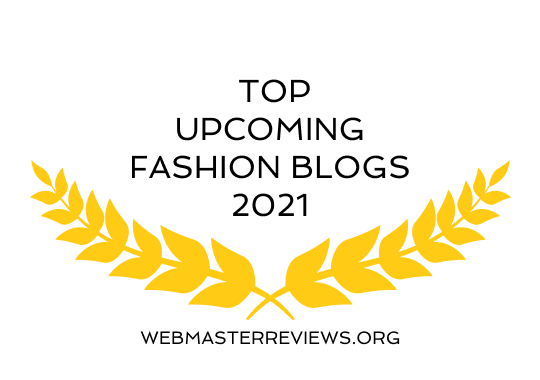Banners for Top 20 Upcoming fashion Blogs 2021